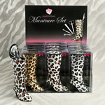 Boot Shaped Manicure Kit     (Pack of 50)
