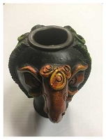 Elephant face Pen Stand