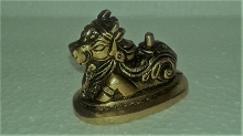 Brass   Nandhi Antique small pcs