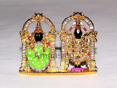 SGM-Balaji Thayar With Stone Work (Pack of 10)