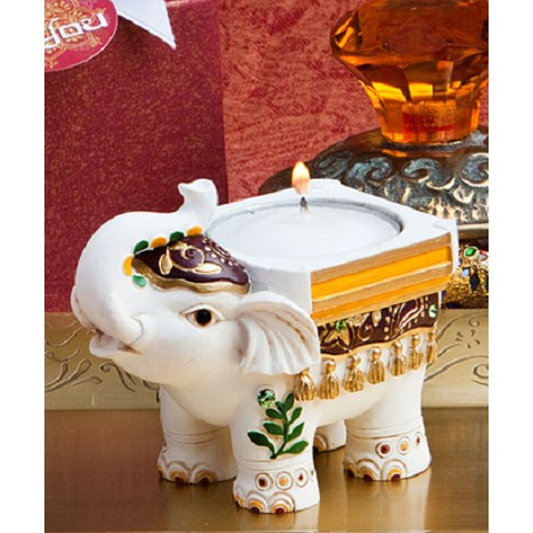 Elephant Design Curio Boxes (set of 20)