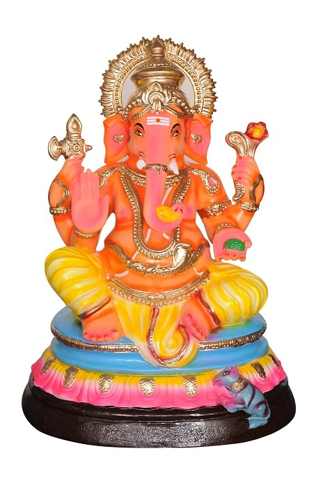 Water Immersion Ganesha 2ft
