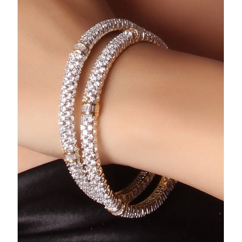 Party wear Bangles (pair)