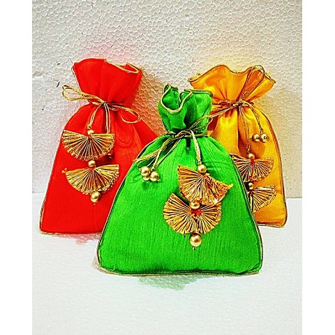 Designer Gift Pouch - Pack of 25