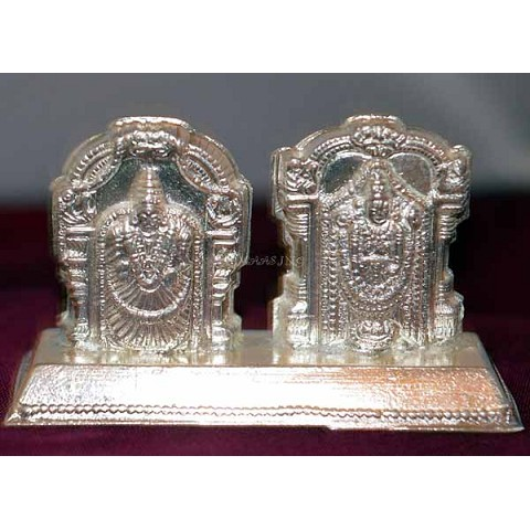 Srinivasar and Thayar Idol